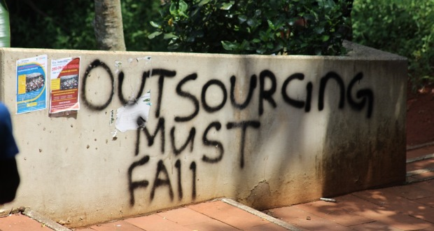 outsourcing slogan